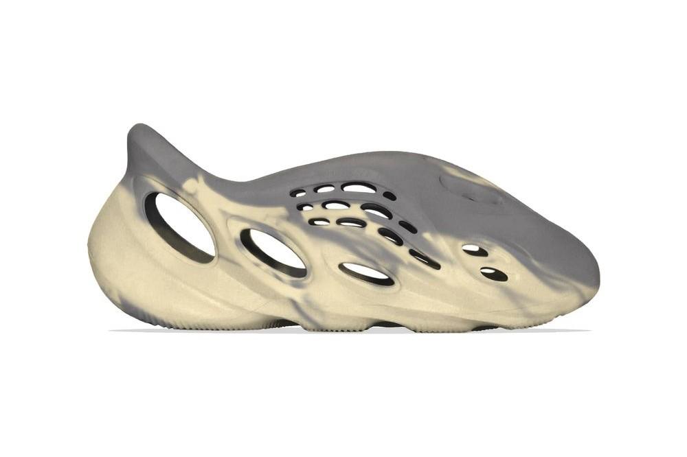 adidas Yeezy Foam Runner Moon Grey