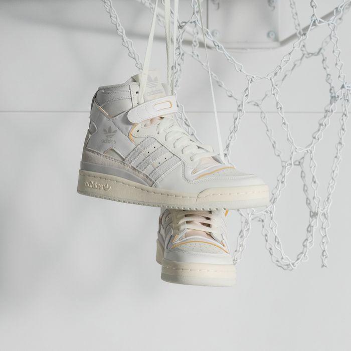 adidas Forum 84 High Grey One