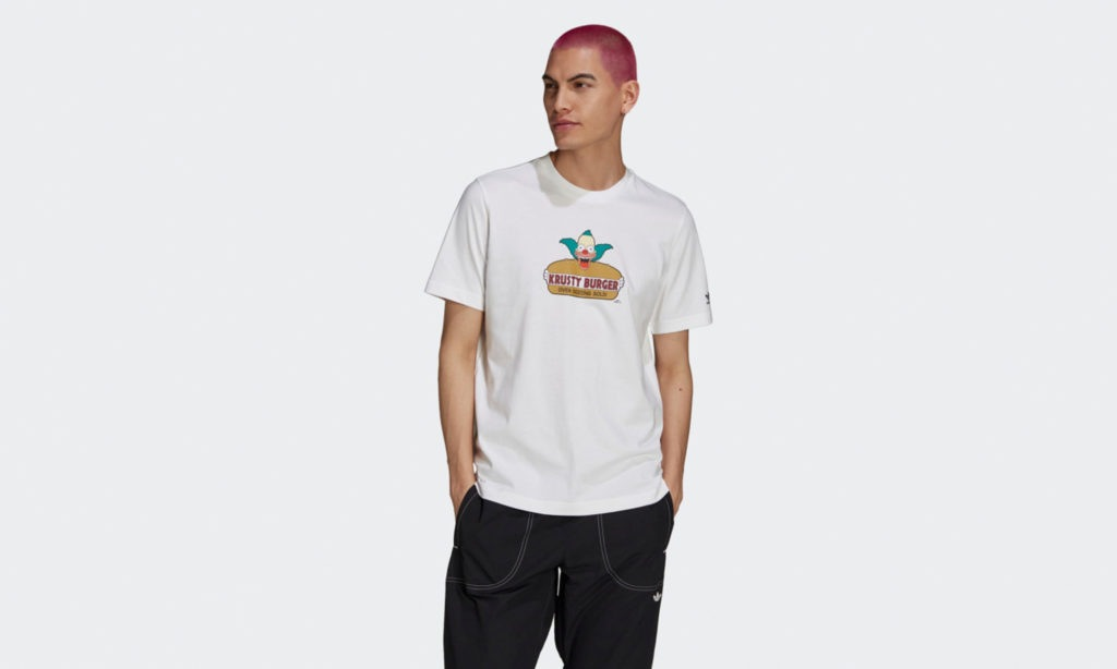 adidas x The Simpsons Apparel