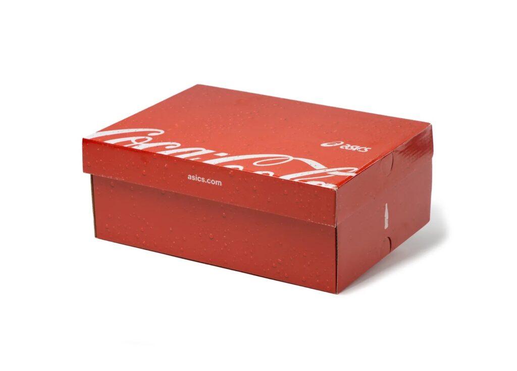 Coca-Cola x ASICS  Gel-Quantum 90 Tokyo