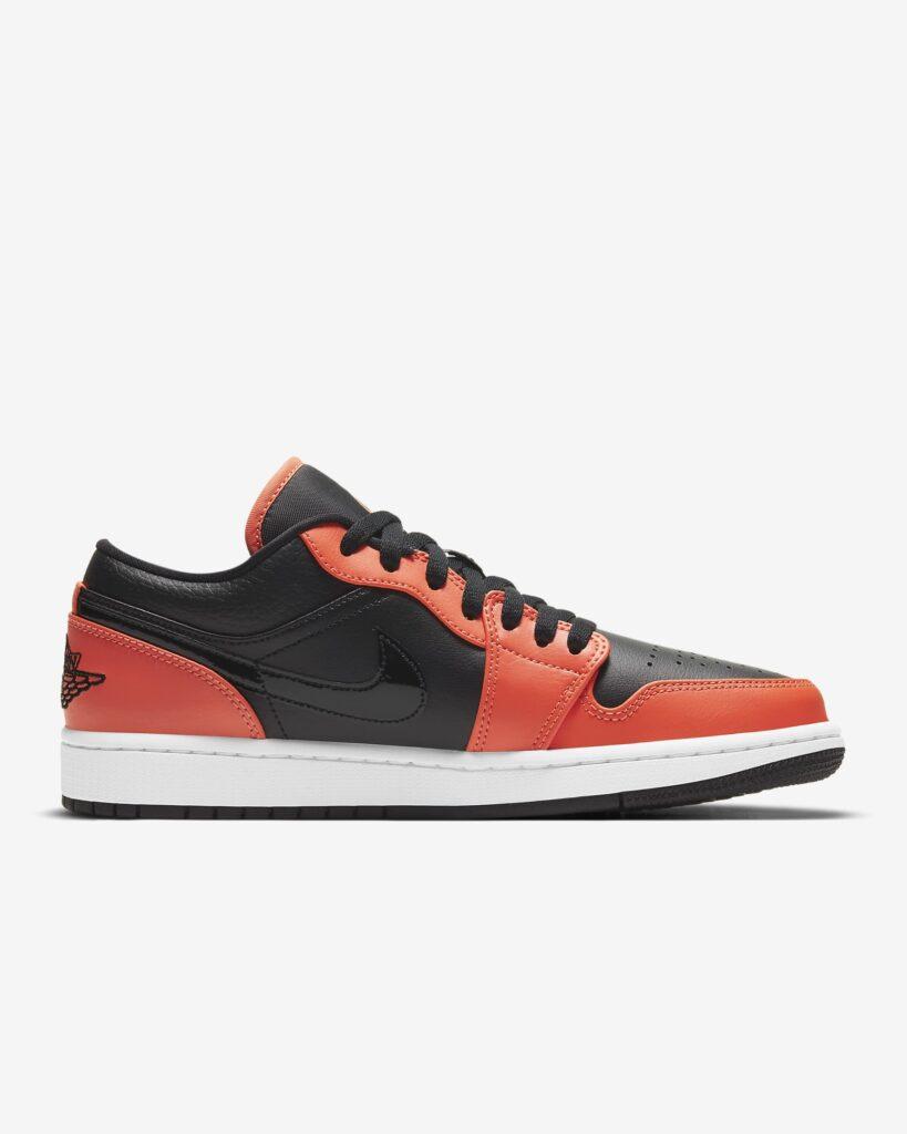 Jordan 1 Low Turf Orange