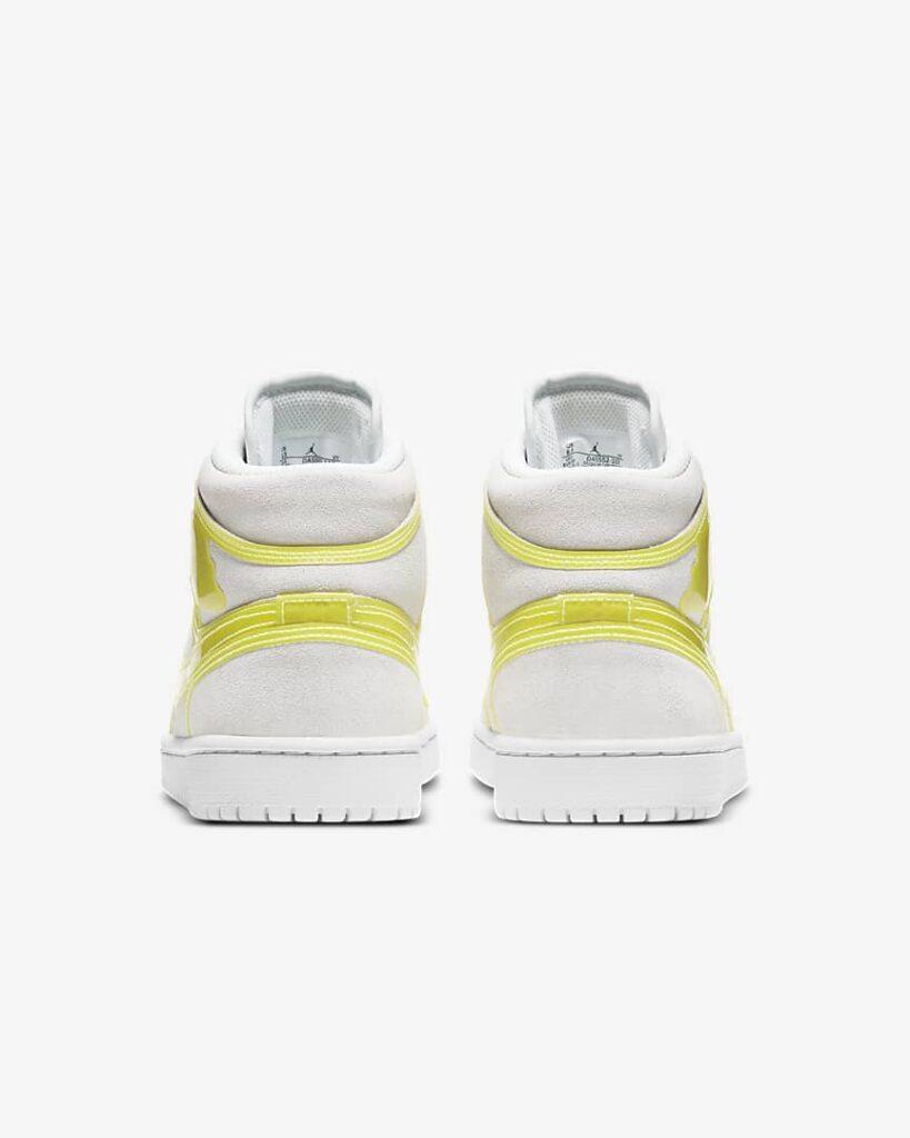 Jordan 1 Mid Opti Yellow DA5552-107