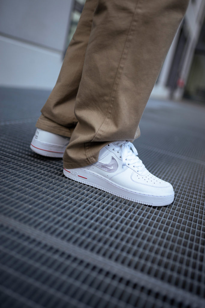 Air Force 1 Topography