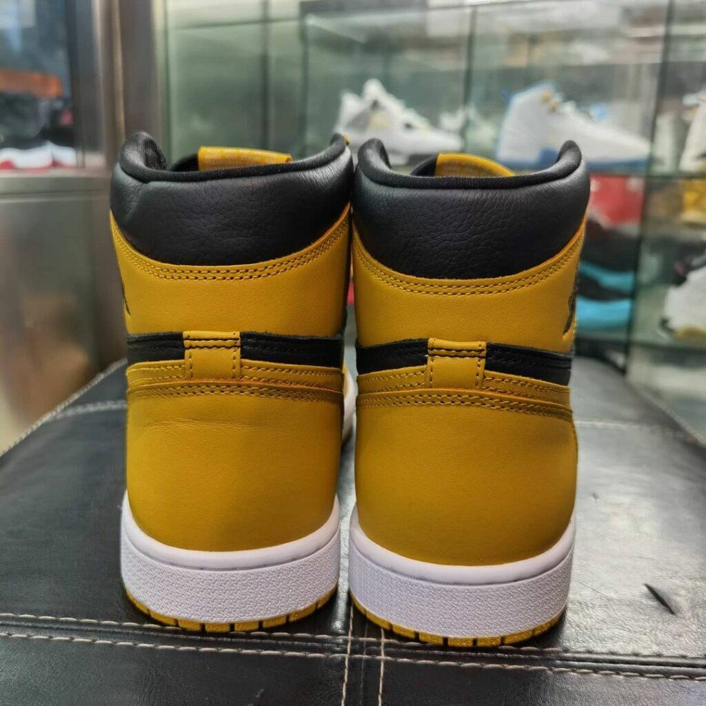 Nike Air Jordan High 1 Pollen