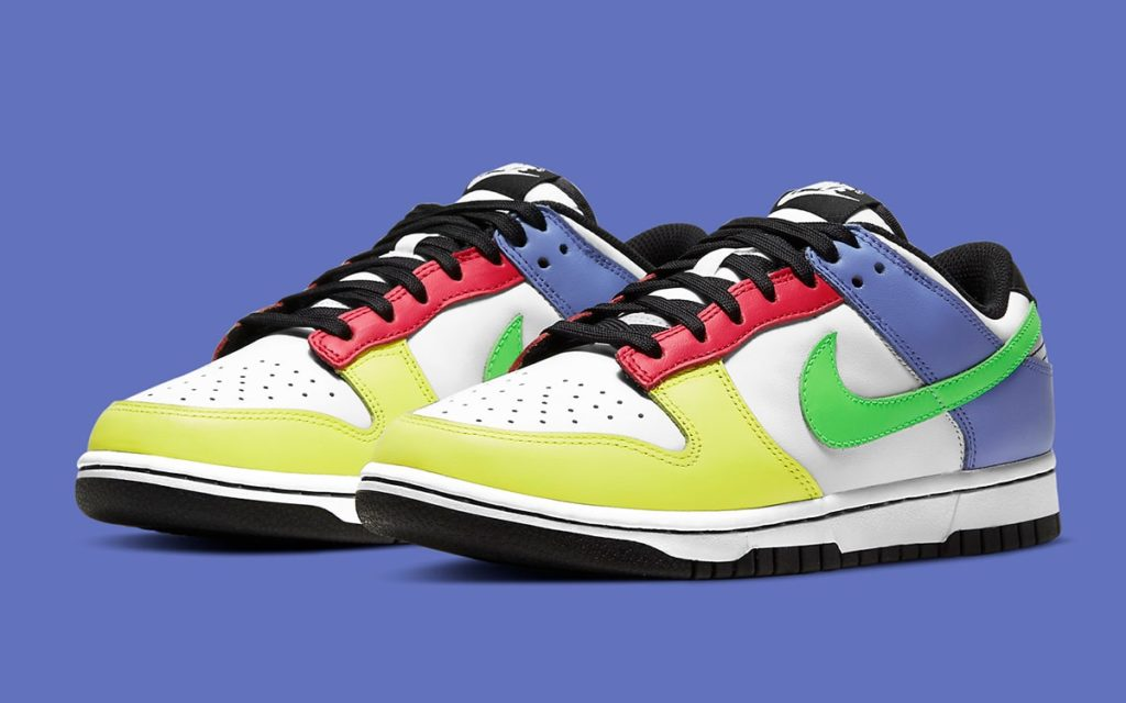 Nike Dunk Low Multicolor DD1503-106