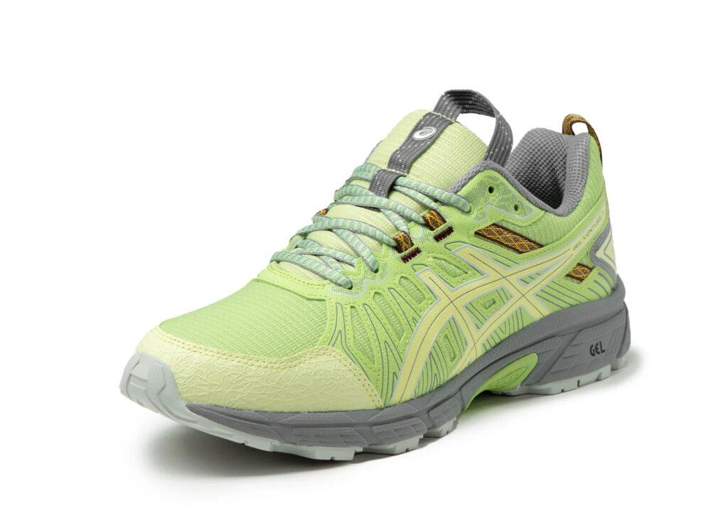 ASICS HN1-S Gel-Venture 7 Lime Green
