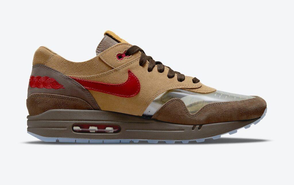 CLOT x Nike Air Max 1 Cha DD1870-200