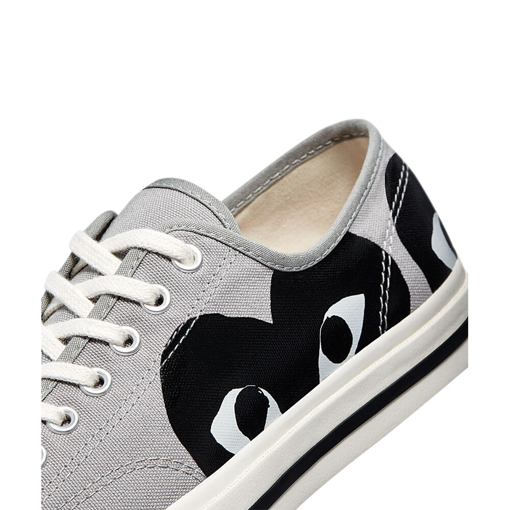 Converse x CDG Play Jack Purcell Black