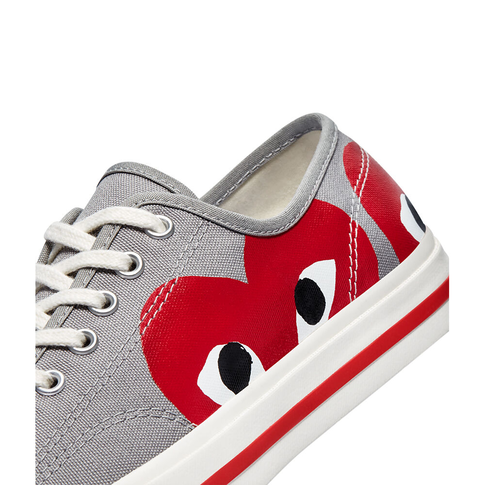 Converse x CDG Play Jack Purcell Red 171260C