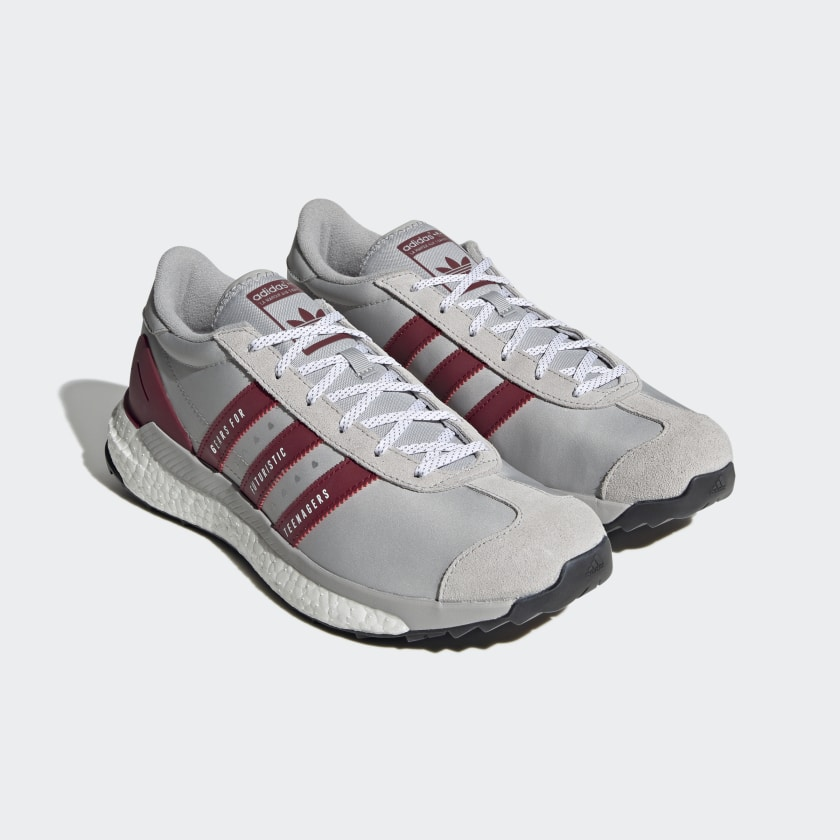 Human Made x adidas Country Burgundy S42974