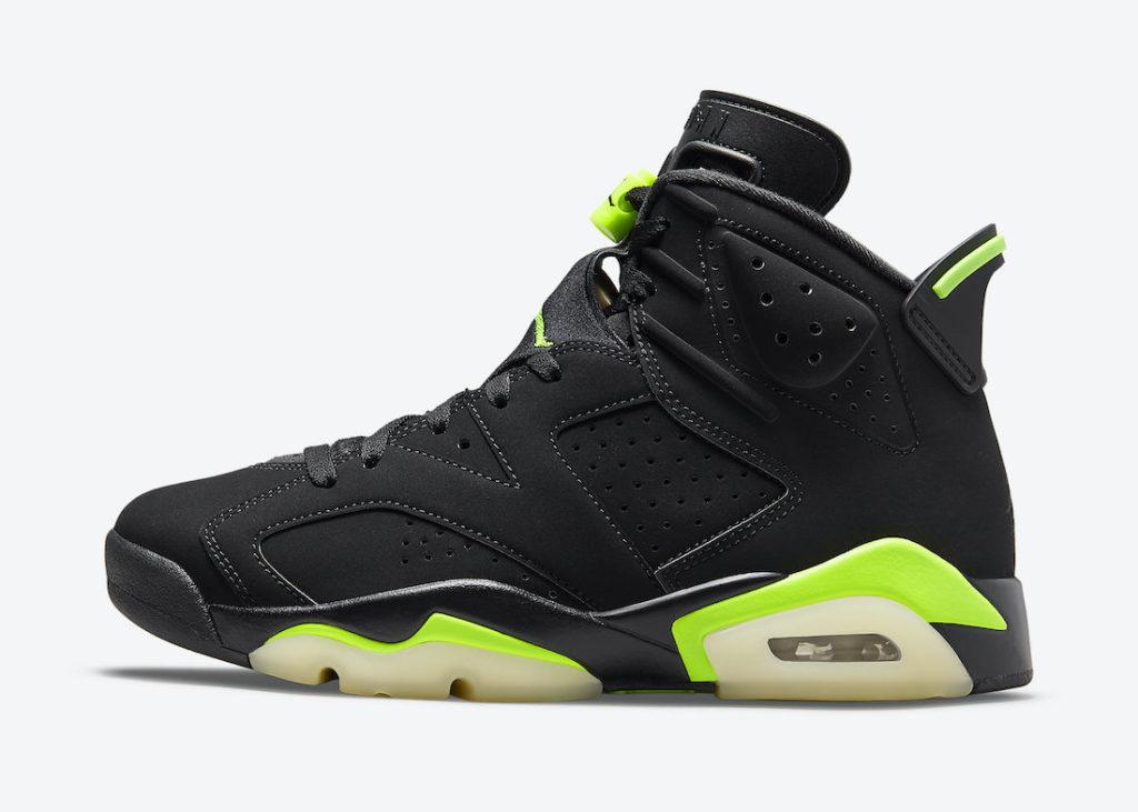 Jordan 6 Electric Green CT8529-003