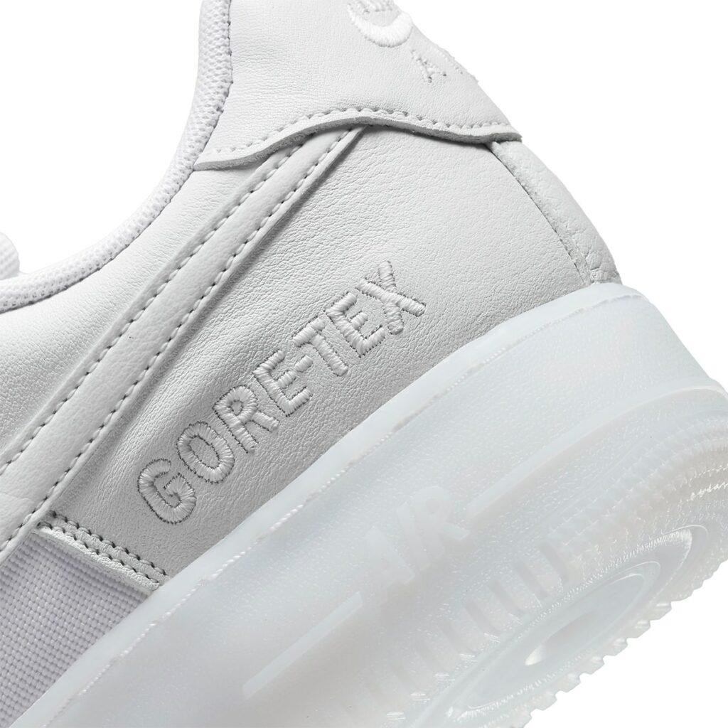 Nike Air Force 1 Gore-Tex Seite Ferse