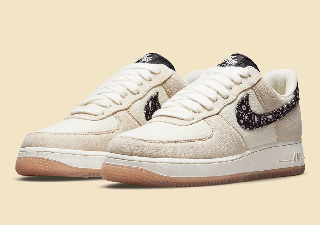 Nike Air Force 1 Paisley DJ4631-200