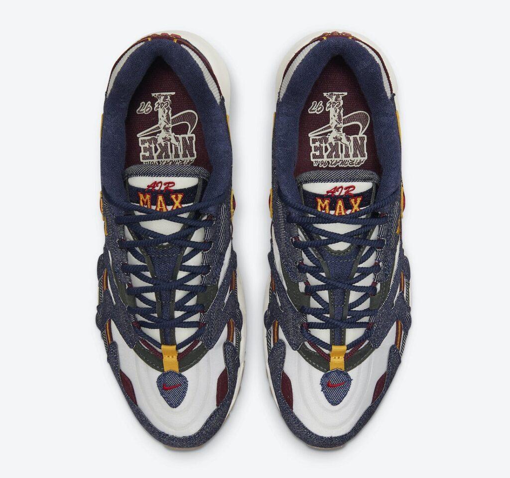 Nike Air Max 96 II  Blackened Blue DJ6742-400