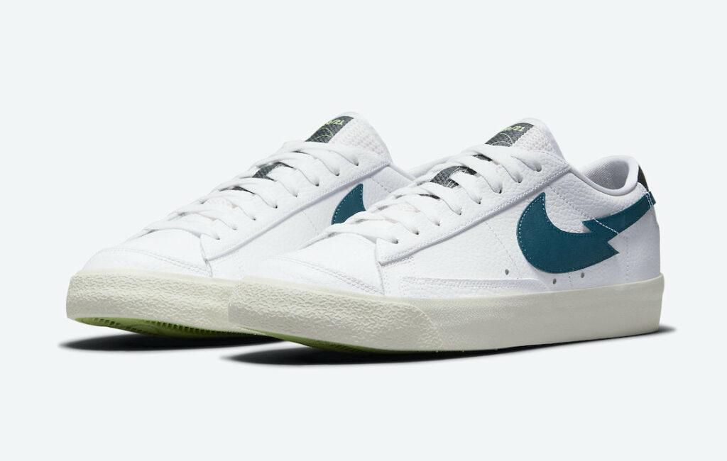 Nike Blazer Low Lime Glow