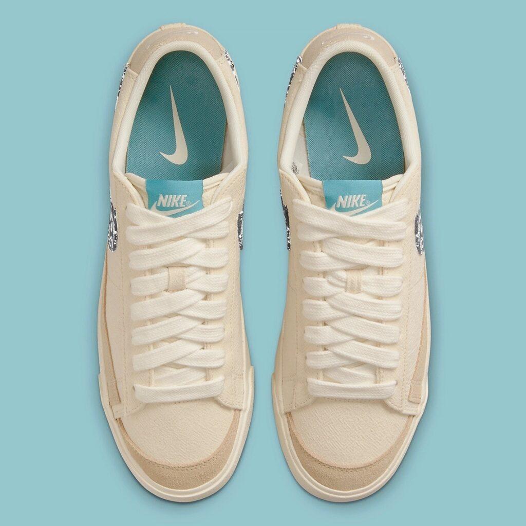 Nike Blazer Low Paisley-DJ4665-100