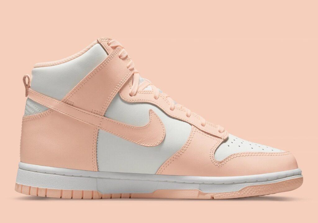 Nike Dunk High Crimson Tint Pink Dunk