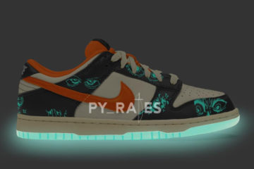 "Dark Dunk Low""Halloween"""