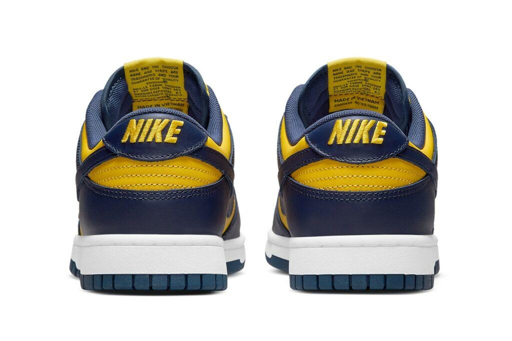 Nike Dunk Low Michigan DD1391-700