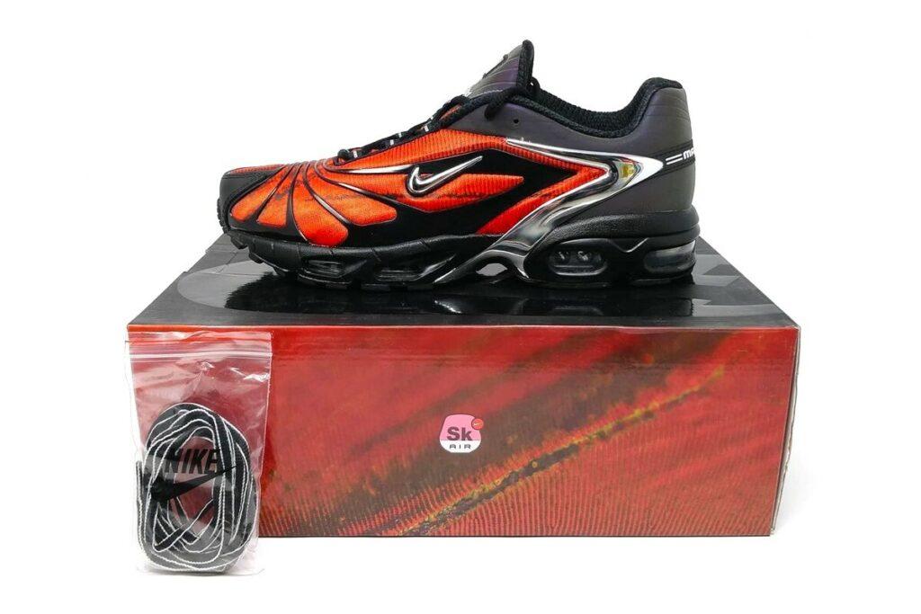 Skepta x Nike Air Max Tailwind 5 Red CU1706-001