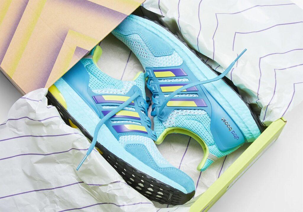 adidas Ultra Boost 1.0 Aqua ZX 8000 H05263