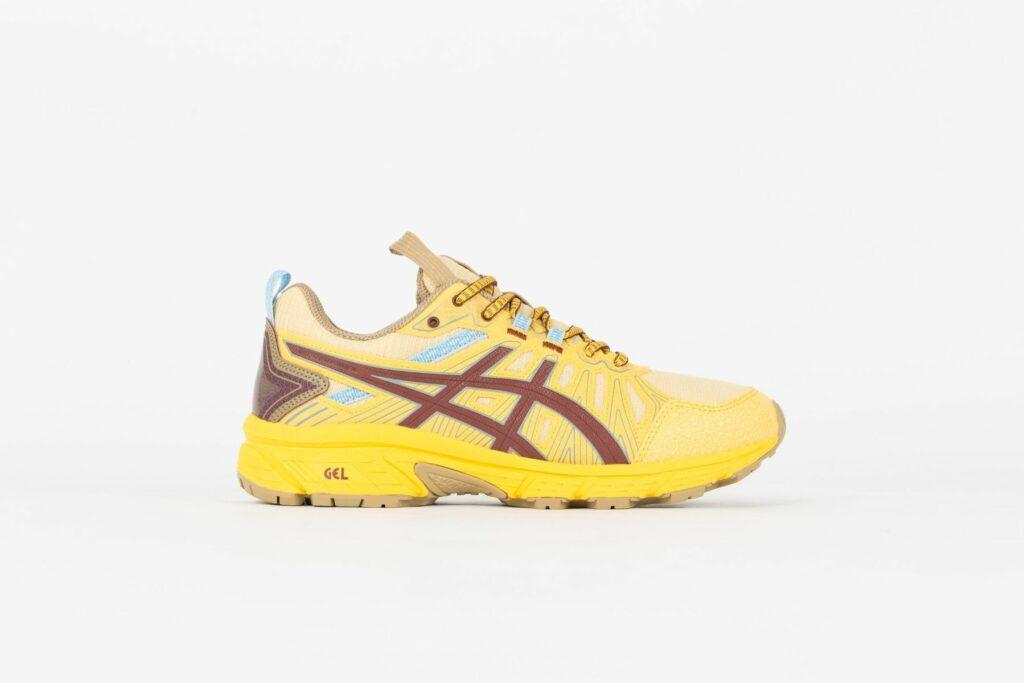ASICS HN1-S Gel-Venture 7 Yellow