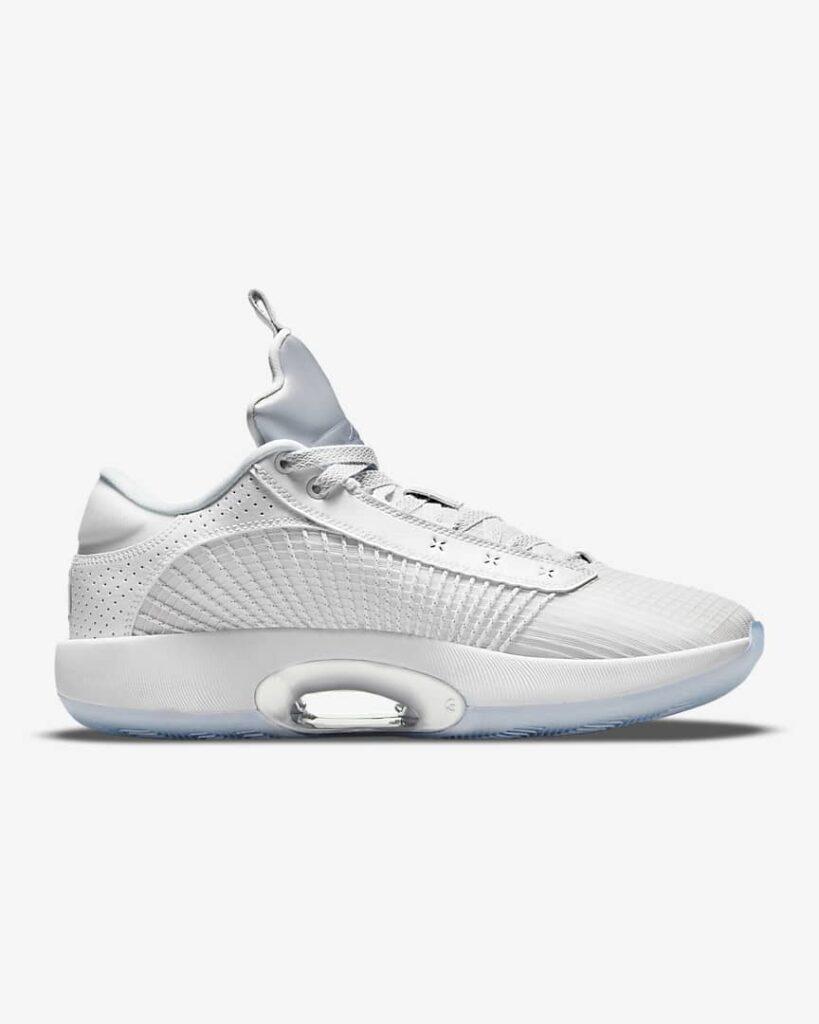 Jordan 35 Low White
