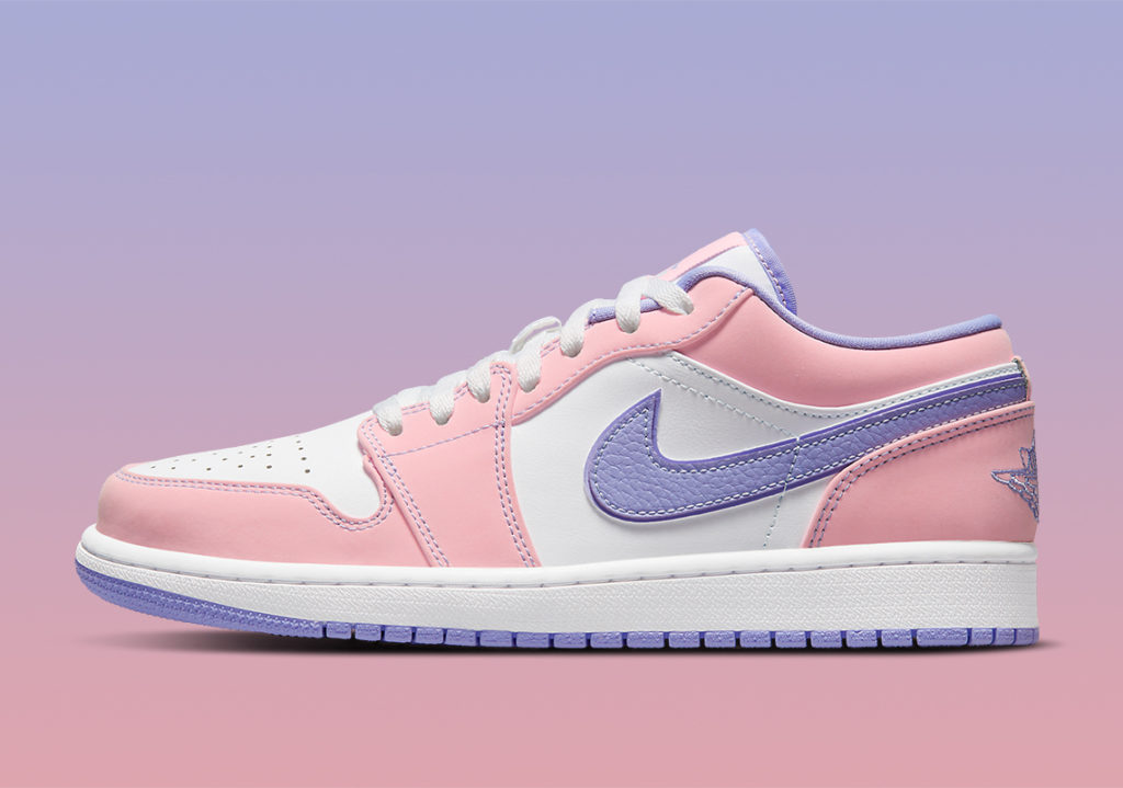 Jordan 1 Low Arctic Punch