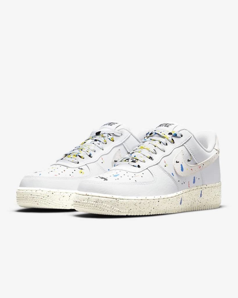 Nike Air Force 1 Paint White