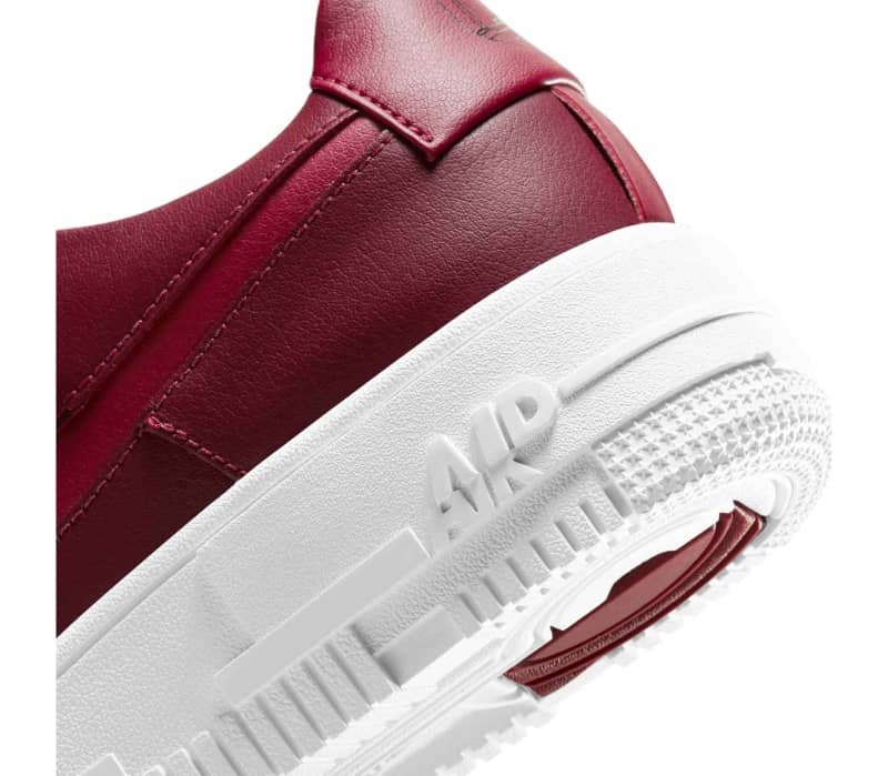 Nike Air Force 1 Pixel Team Red