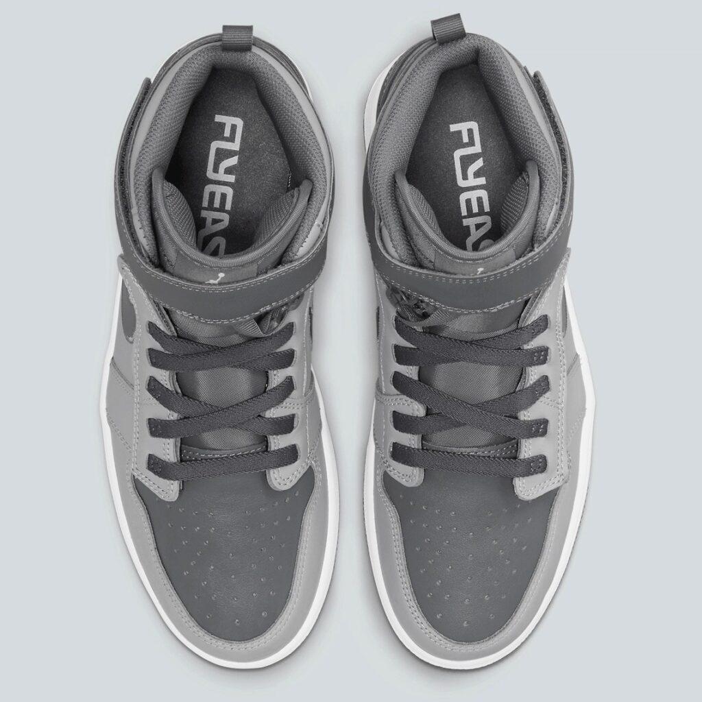 Nike Air Jordan 1 FlyEase Smoke Grey