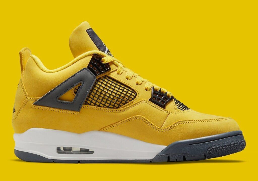 Nike Air Jordan 4 Lightning