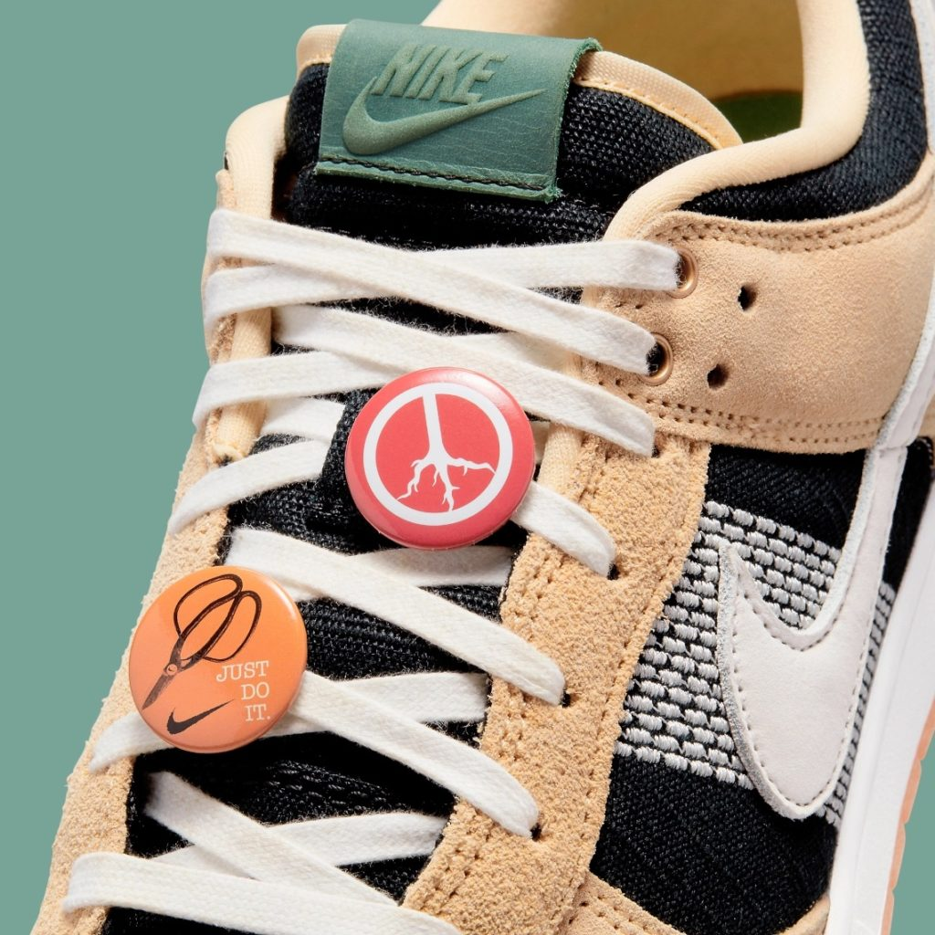 Nike Dunk Low SE Rooted in Peace
