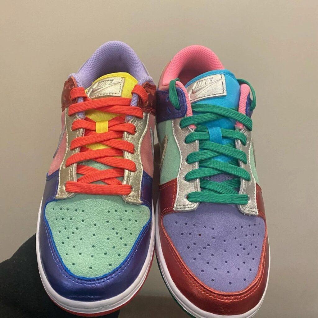 Nike Dunk Low Sunset Pulse