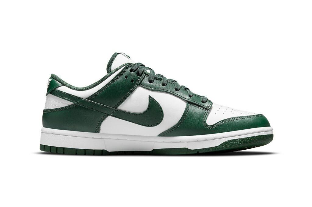 Nike Dunk Low Team Green DD1391-101