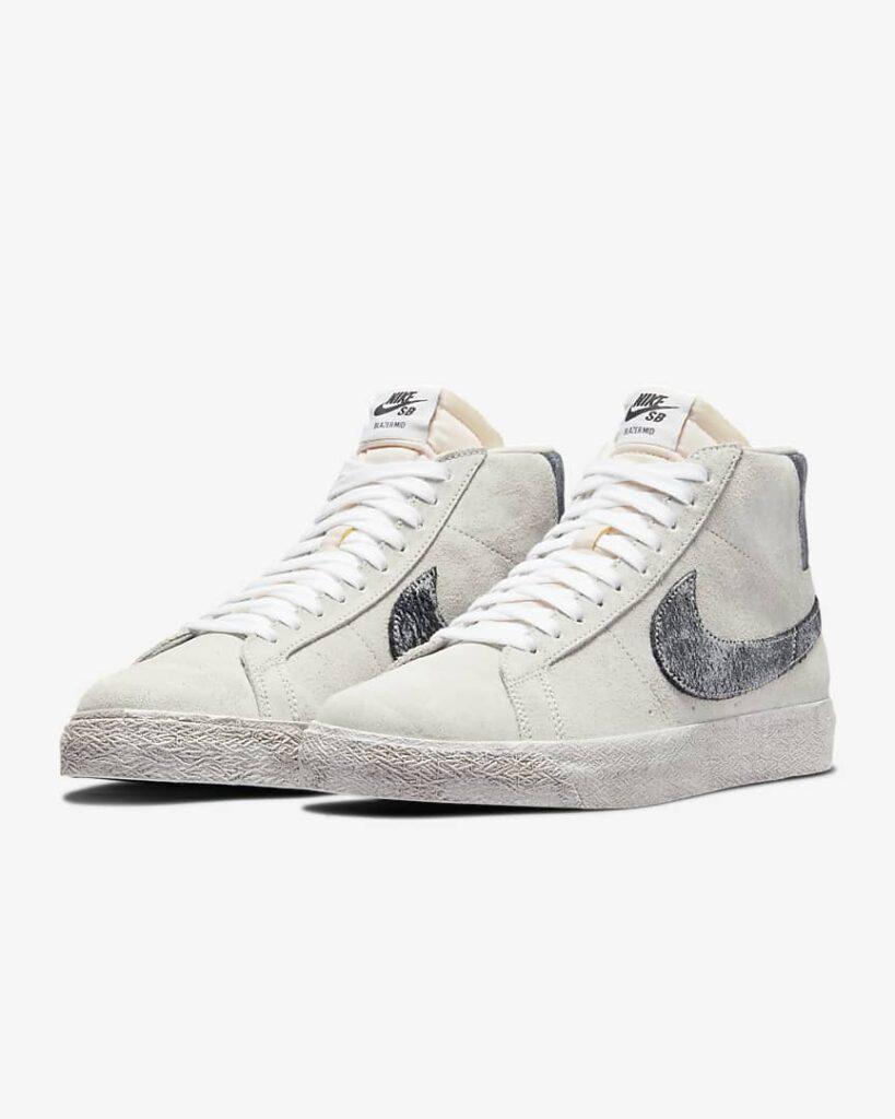 Nike SB Blazer Grey Fog