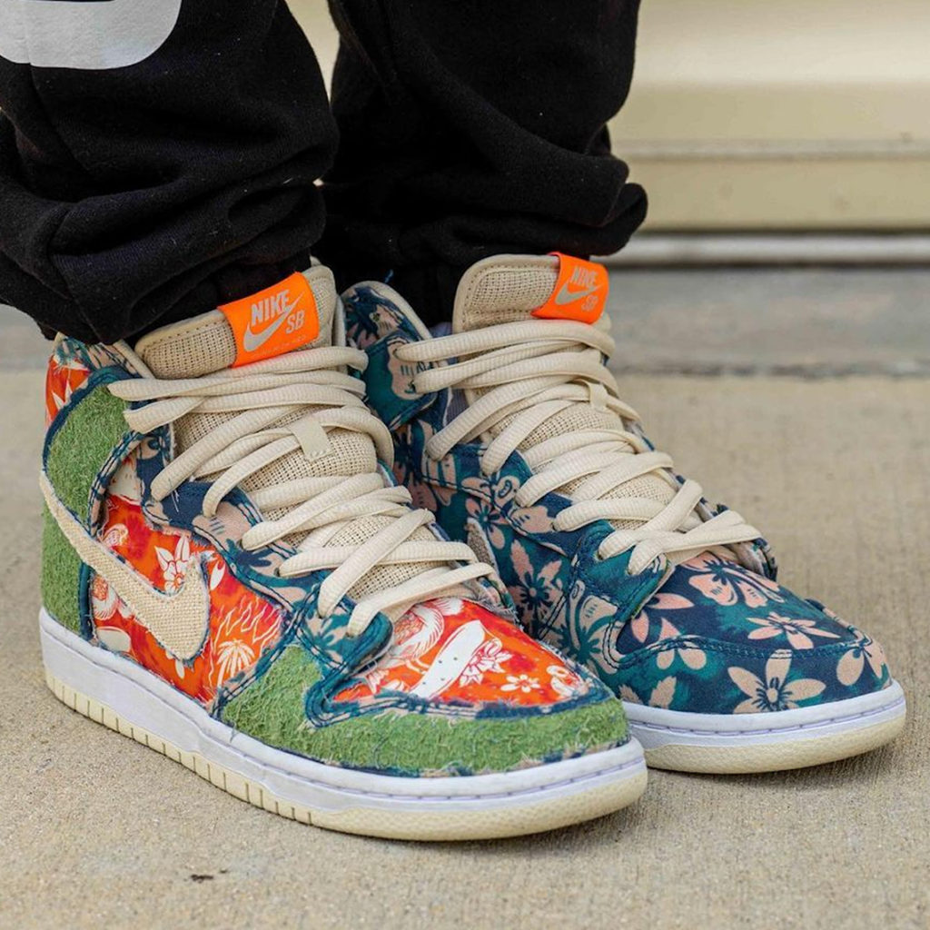 Dunk High Maui Wowie