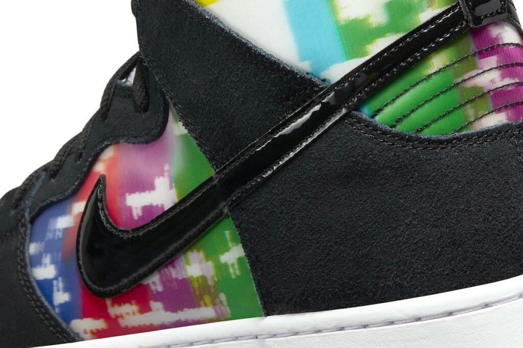 Nike SB Dunk High TV Signal