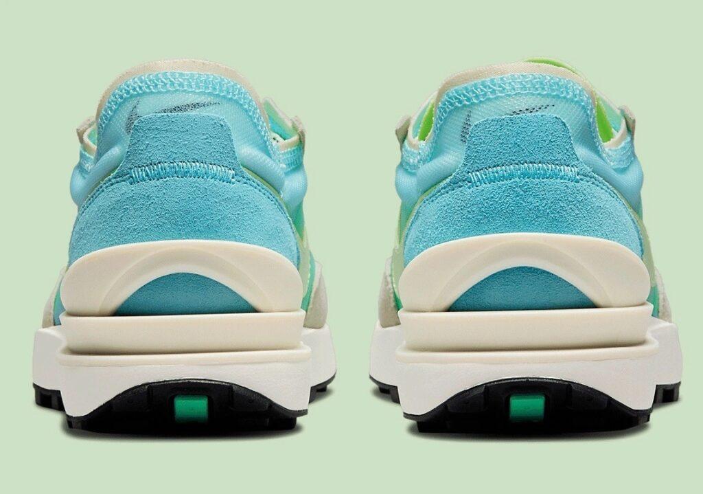 Nike Waffle Trainer One Bleached Aqua