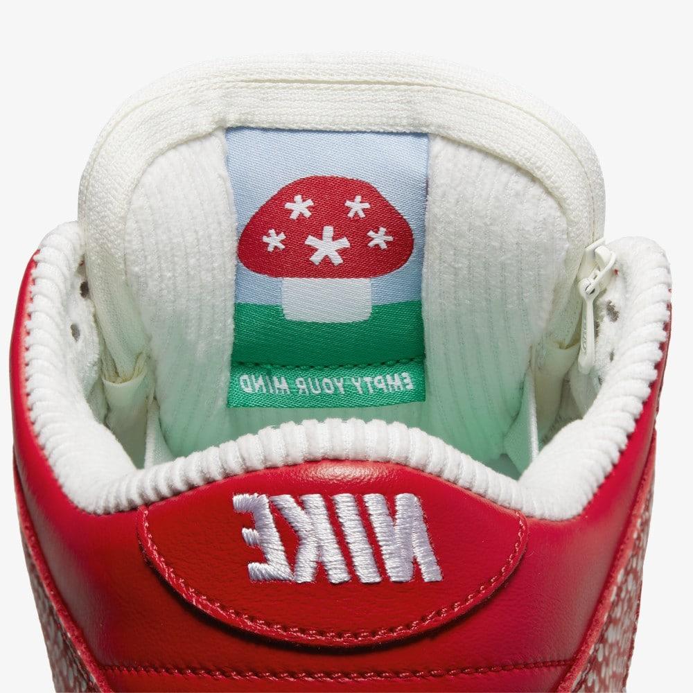 Stingwater x Nike SB Dunk Magic Mushroom
