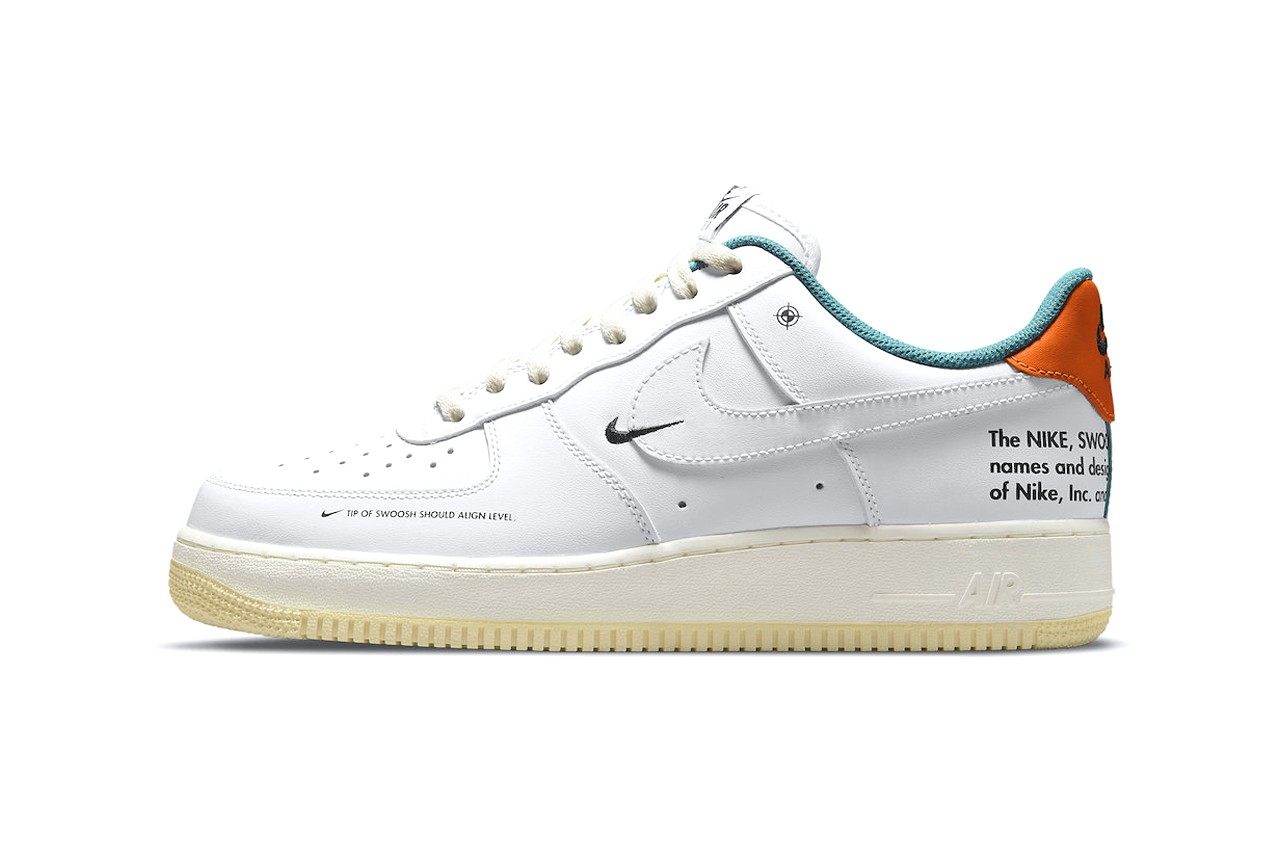 Air Force 1 Starfish Lead