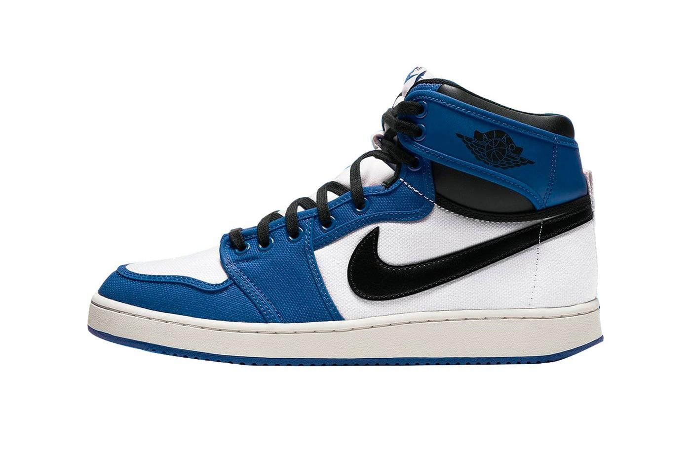 Nike Air Jordan 1 KO Storm Blue