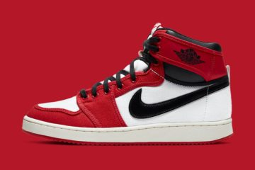 Nike Air Jordan 1 AJKO Chicago Lead