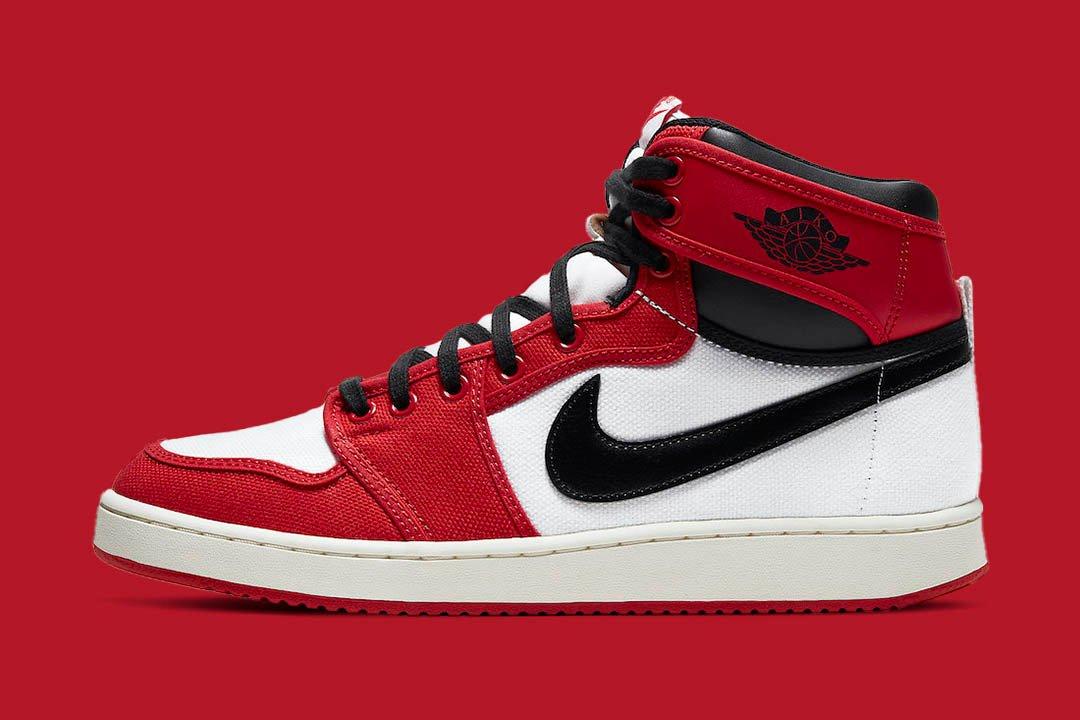 Nike Air Jordan 1 AJKO Chicago Lead