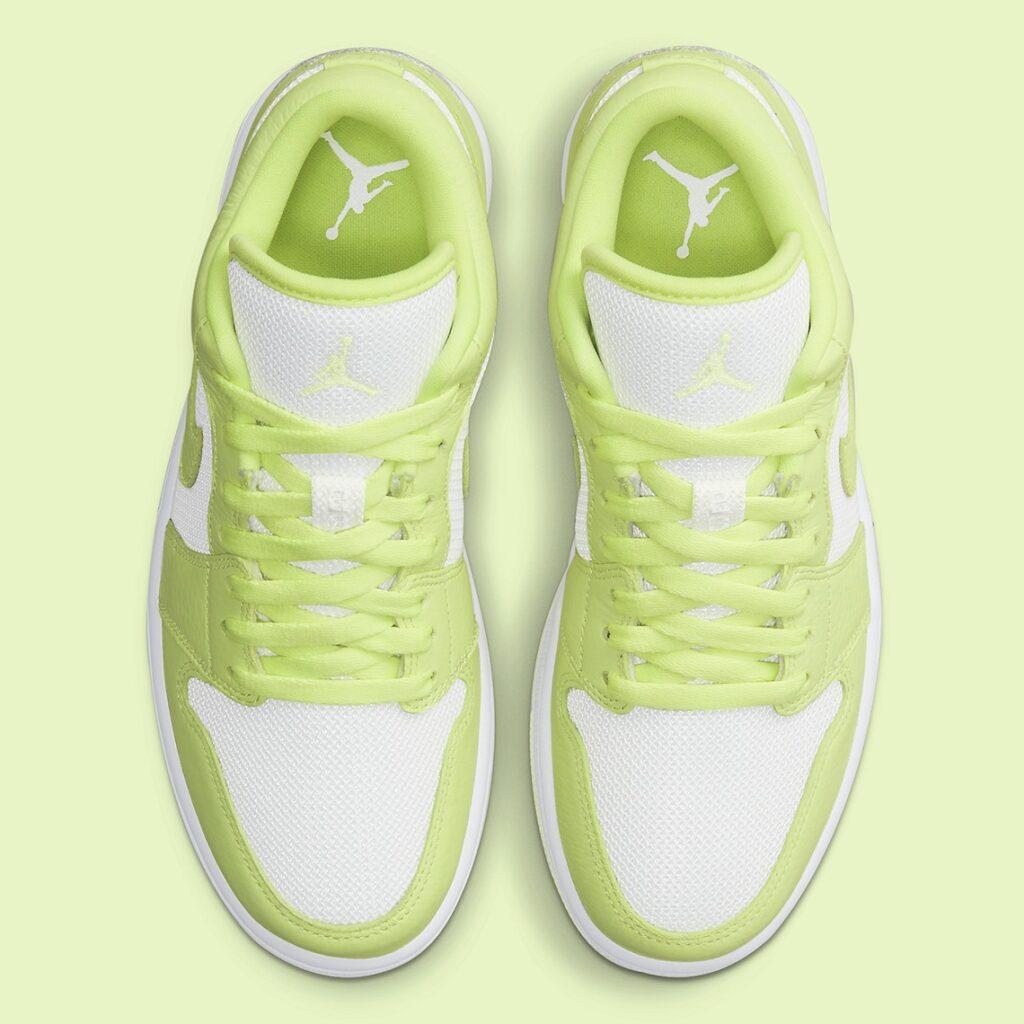 Jordan 1 Low Lime Light