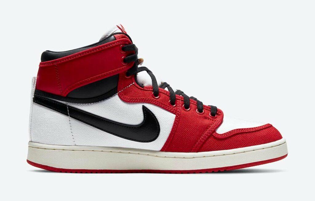 Nike Air Jordan 1 AJKO Chicago Side