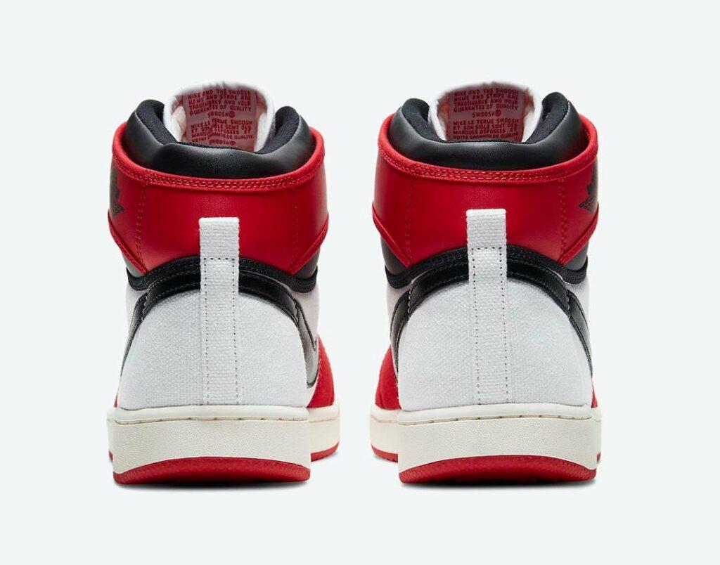 Nike Air Jordan 1 AJKO Chicago hinten