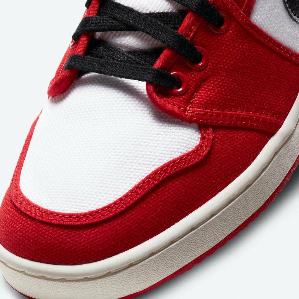 Nike Air Jordan 1 AJKO Chicago Toe Box