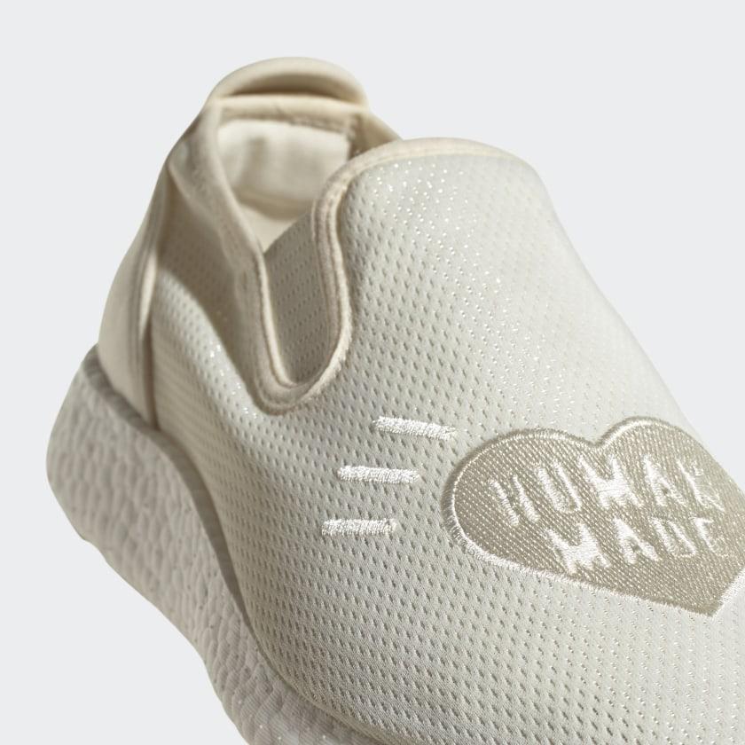 Human Made x adidas Pure Slip On