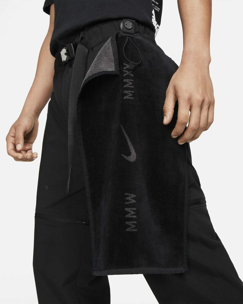 Matthew M Williams x Nike Apparel Black Pants